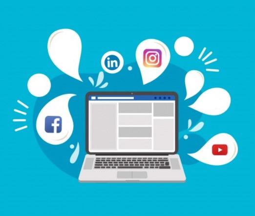 Saviez-vous qu'on est sur les réseaux sociaux?